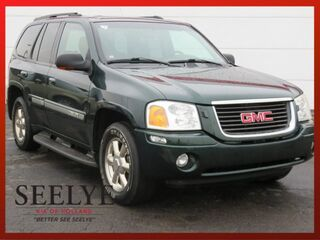 2002_GMC_Envoy_SLE_ Battle Creek MI