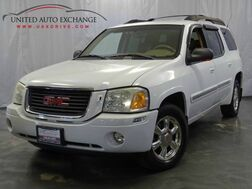 2002_GMC_Envoy XL_SLT / 4.2L 6-Cyl Engine / AWD / 3rd Row Seats / Heated Front Seats / Rear Climate Control / Bluetooth + USB_ Addison IL