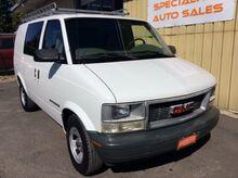 2002_GMC_Safari_Cargo Van AWD_ Spokane WA