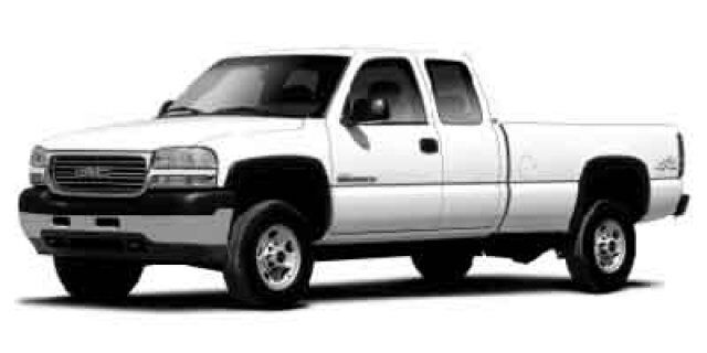 2002 GMC Sierra 2500HD SLE Corvallis OR