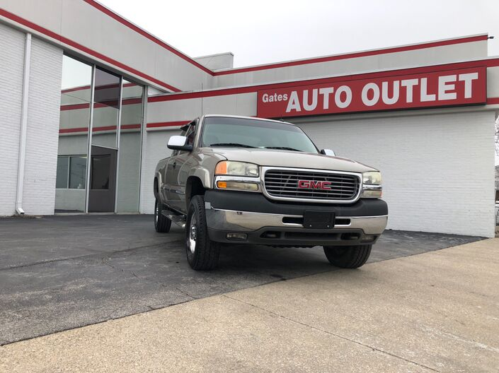 2002 GMC Sierra 2500HD SLE Lexington KY