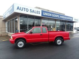 2002_GMC_Sonoma_SL Ext. Cab 4WD_ Spokane Valley WA