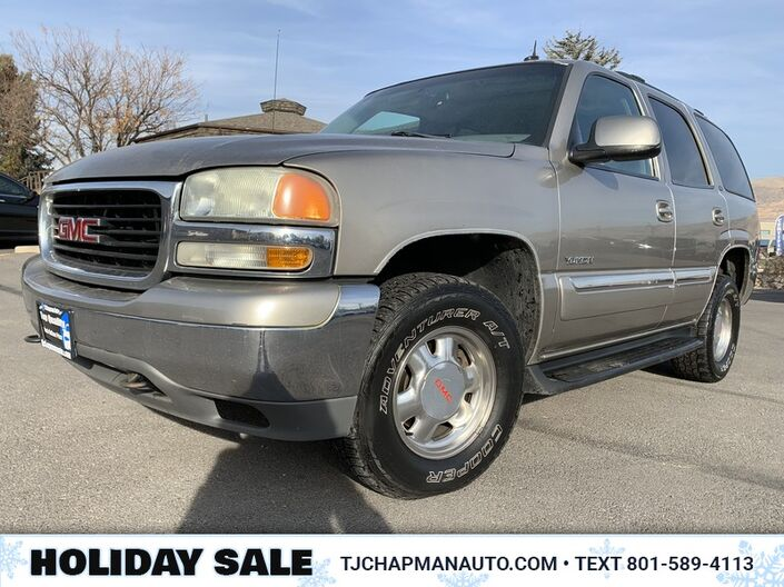 2002 GMC Yukon SLT Salt Lake City UT