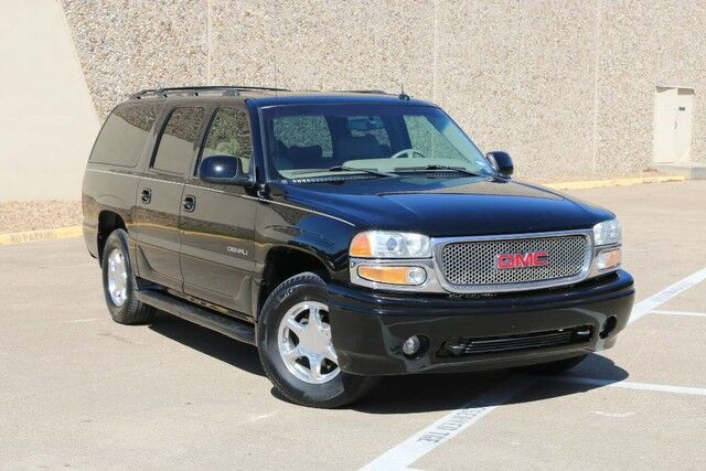 2002 GMC Yukon XL Denali  Dallas TX
