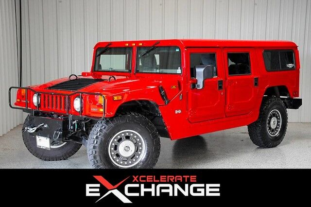 2002 HUMMER H1 Wagon CTIS payments from $672 per month Frisco TX