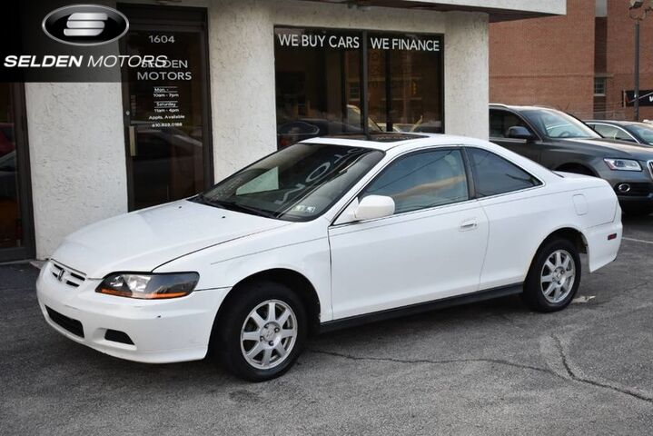 2002_Honda_Accord Cpe_SE_ Conshohocken PA