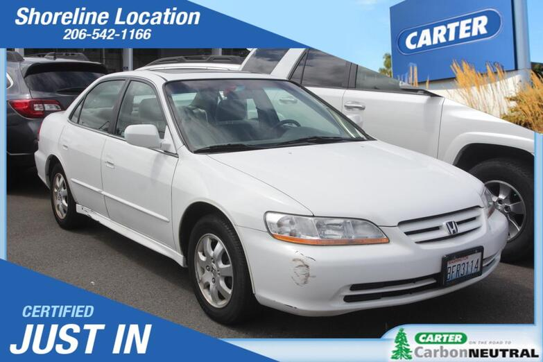 2002 Honda Accord Sdn EX Seattle WA