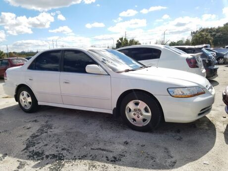 2002 Honda Accord Sdn EX with Leather  FL