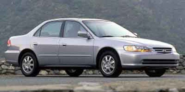 2002 Honda Accord Sdn SE Corvallis OR