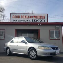 2002_Honda_Accord_Value Package Sedan_ Reno NV