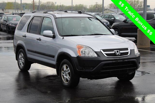 2002 Honda CR-V EX Green Bay WI