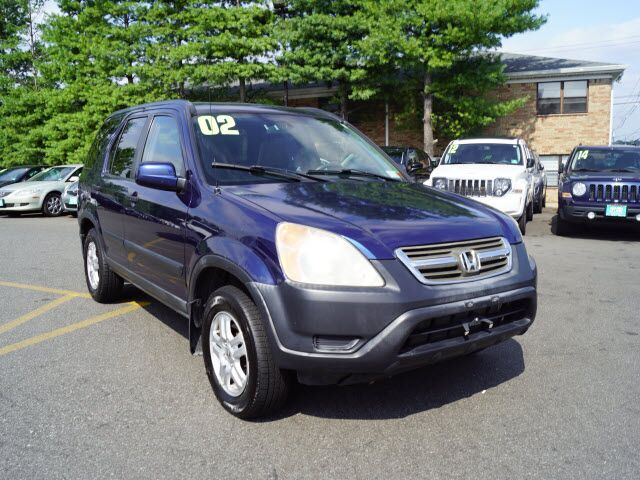 2002 Honda CR-V EX Lodi NJ