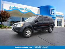 2002_Honda_CR-V_LX_ Johnson City TN