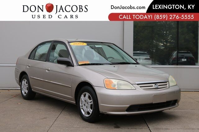2002 Honda Civic LX Lexington KY