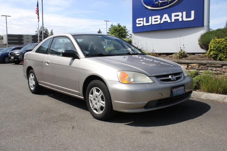 2002 Honda Civic LX Seattle WA