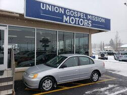 2002_Honda_Civic_LX sedan_ Spokane Valley WA