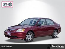 2002_Honda_Civic Sedan_LX_ Naperville IL