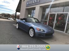 2002_Honda_S2000__ Greenville SC
