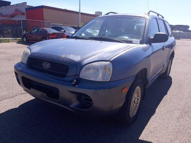 2002 Hyundai Santa Fe GL   AUTO   AWD   MECHANIC SPECIAL Calgary AB