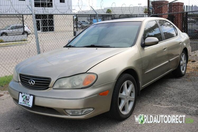 2002_INFINITI_I35_Luxury_ Houston TX