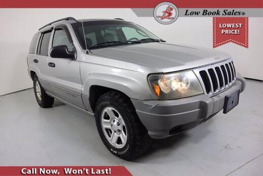 2002_Jeep_GRAND CHEROKEE_Laredo_ Salt Lake City UT