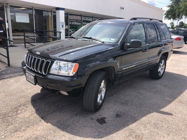 2002 Jeep Grand Cherokee 4dr Limited Conroe TX
