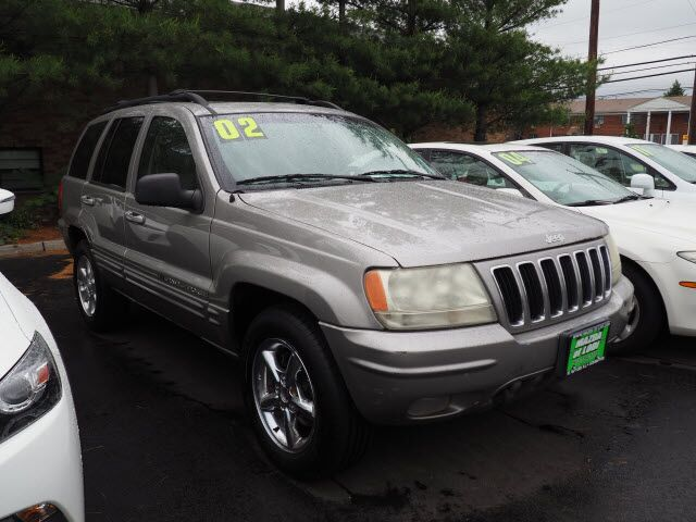 2002 Jeep Grand Cherokee Limited Lodi NJ
