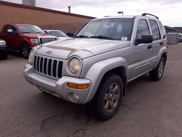 2002 Jeep Liberty LIMITED   4X4   MECHANIC SPECIAL Calgary AB