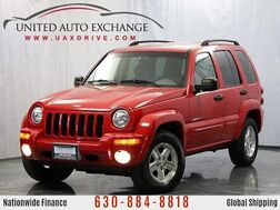 2002_Jeep_Liberty_Limited 4WD_ Addison IL