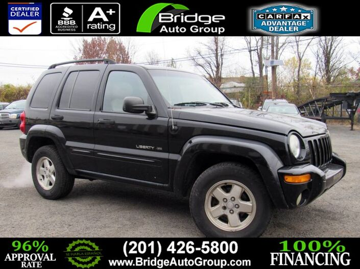 2002 Jeep Liberty Limited Berlin NJ