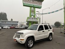 2002_Jeep_Liberty_Limited_ Eugene OR