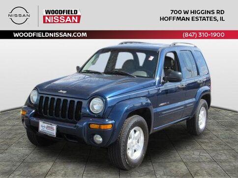 2002_Jeep_Liberty_Limited_ Hoffman Estates IL