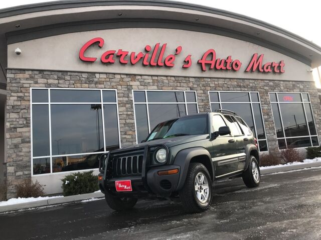 2002 Jeep Liberty Sport Grand Junction CO