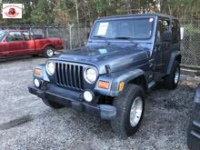 2002_Jeep_Wrangler_Sport_ North Charleston SC
