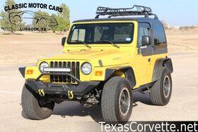 2002_Jeep_Wrangler_X_ Lubbock TX
