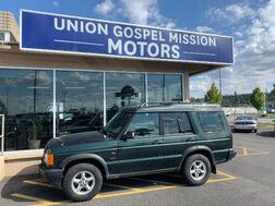 2002_Land Rover_Discovery - NEEDS WORK_Series II SD_ Spokane Valley WA