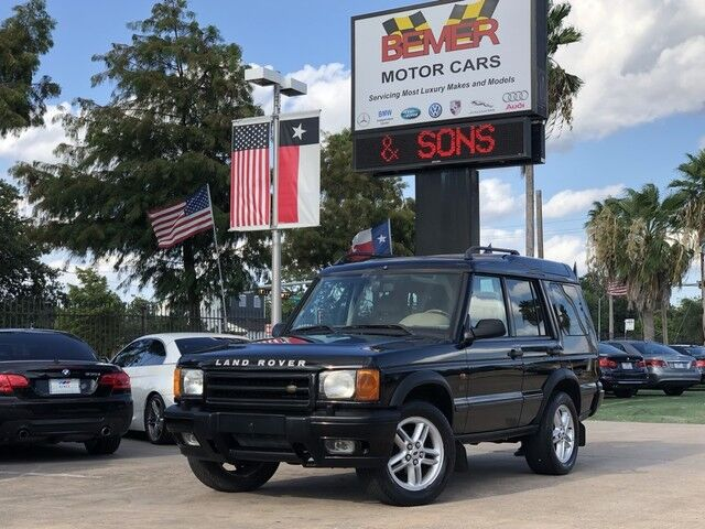 2002_Land Rover_Discovery Series II_SE_ Houston TX