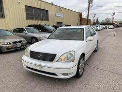 2002_Lexus_LS 430__ Cleveland OH