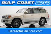 2002 Lexus LX 470 LEATHER NAVIGATION 3RD ROW SEAT REDUCED PRICE !!