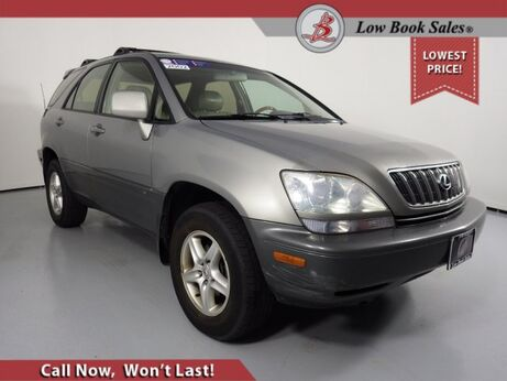 2002_Lexus_RX300__ Salt Lake City UT