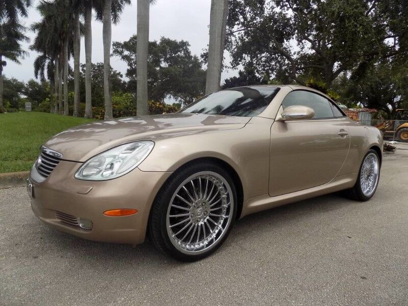 2002 Lexus SC 430 430 Hollywood FL