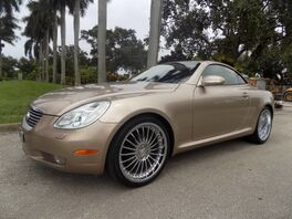 2002_Lexus_SC 430_430_ Hollywood FL