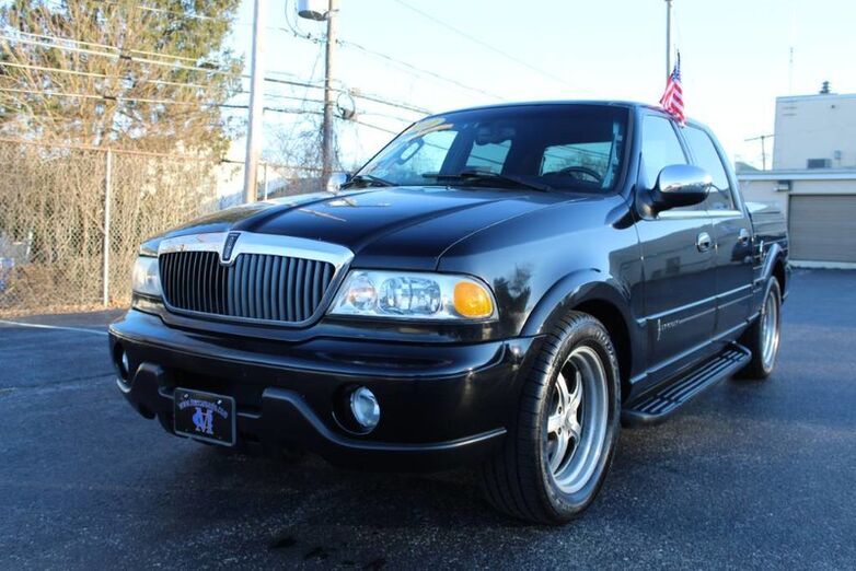 2002 Lincoln Blackwood  New Castle DE