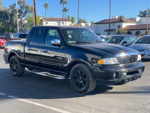 2002 Lincoln Blackwood Luxury Utility Vehicle Mesa AZ