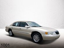 2002_Lincoln_Continental_w/Luxury Appearance_ Orlando FL