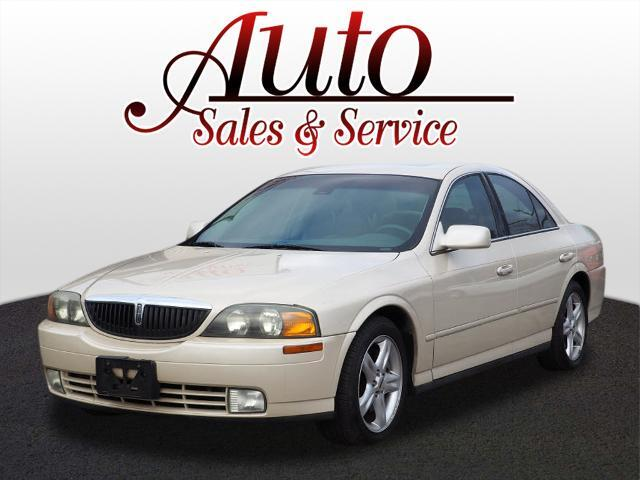 2002 Lincoln LS  Indianapolis IN