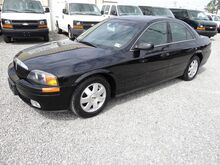 2002_Lincoln_LS_Sedan_ Ashland VA