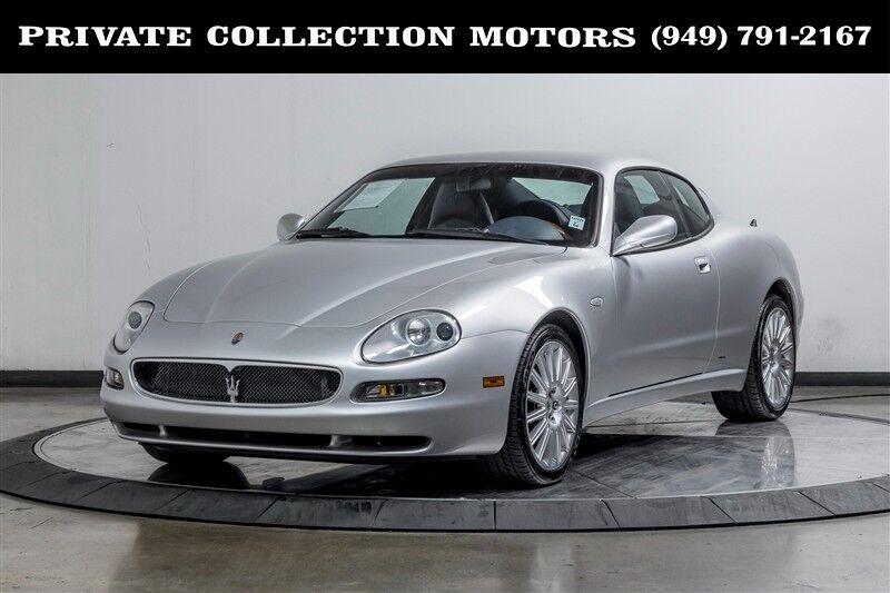 2002_Maserati_Coupe Cambiocorsa__ Costa Mesa CA