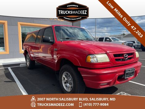 2002_Mazda_B3000_DS Extended Cab ** Only 47,203 Miles ** ONE OWNER **_ Salisbury MD