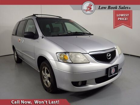 2002_Mazda_MPV__ Salt Lake City UT